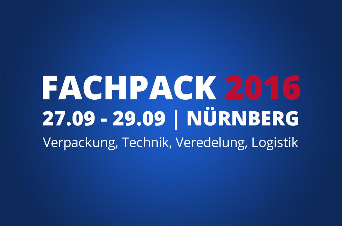 Fachpack 2016 comepack