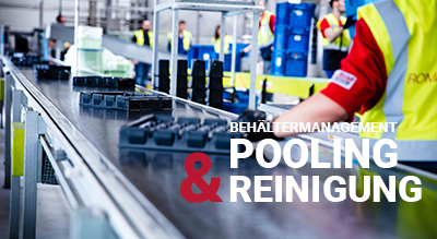 Behältermanagement Pooling